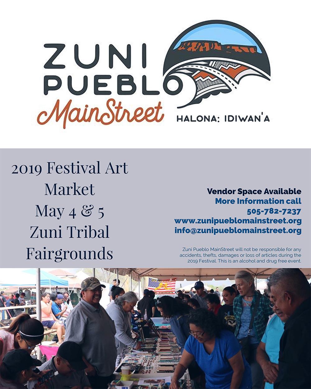 2019 Festival   Zuni Pueblo MainStreet