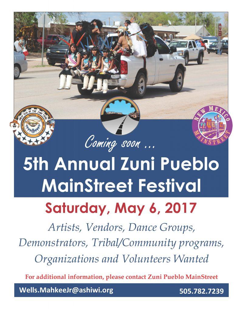 ZPMS Festival flyer